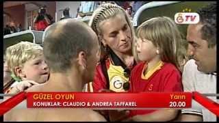 GSTV |Güzel Oyun Claudio ve Andrea Taffarel  Tanıtım