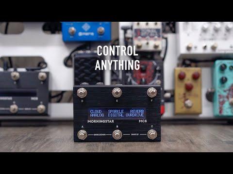 Introducing the Morningstar MC6 MkII MIDI Controller - Official