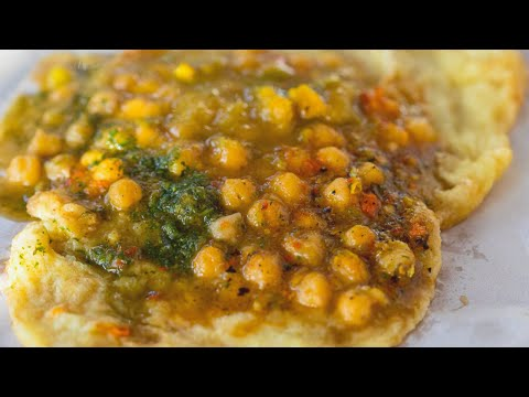 TRINIDADIAN DOUBLES | STEP BY STEP VIDEO