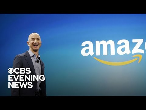 Jeff Bezos accuses National Enquirer publisher of extortion