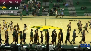 CPP Basketball vs. Chico State