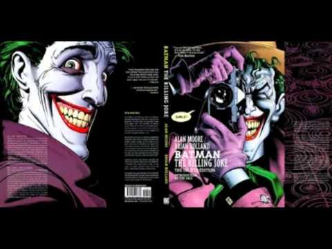 Free Download Batman The Killing Joke Deluxe Edition Youtube