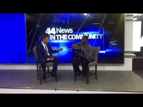 KJ Interview w/ Tommy Mason Fox44 News