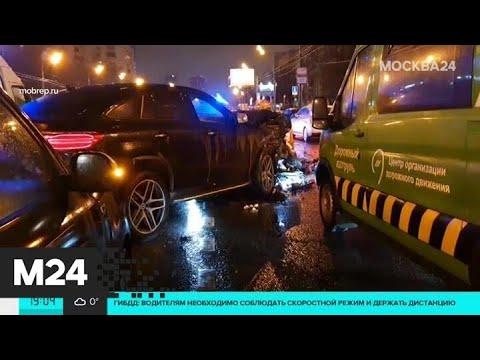 Водителю, устроившему смертельное ДТП на Бутырской, за год выписали 650 штрафов - Москва 24