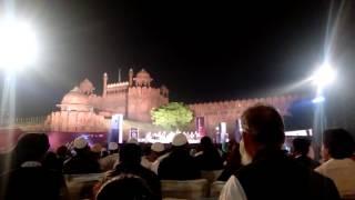 Aslam Sabri, Shame-e Qawwali at Red Fort, Delhi(27-11-15)