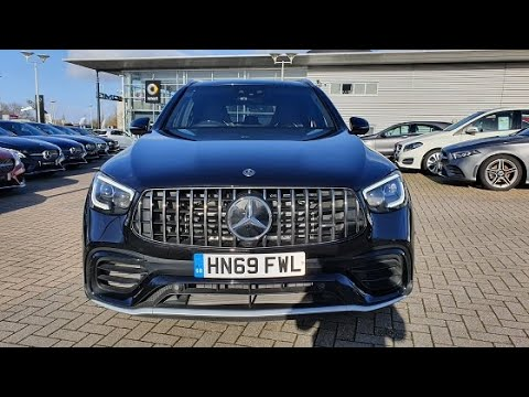 Mercedes-AMG GLC63S 4Matic Premium Plus (With V8 Engine Revs) - HN69FWL