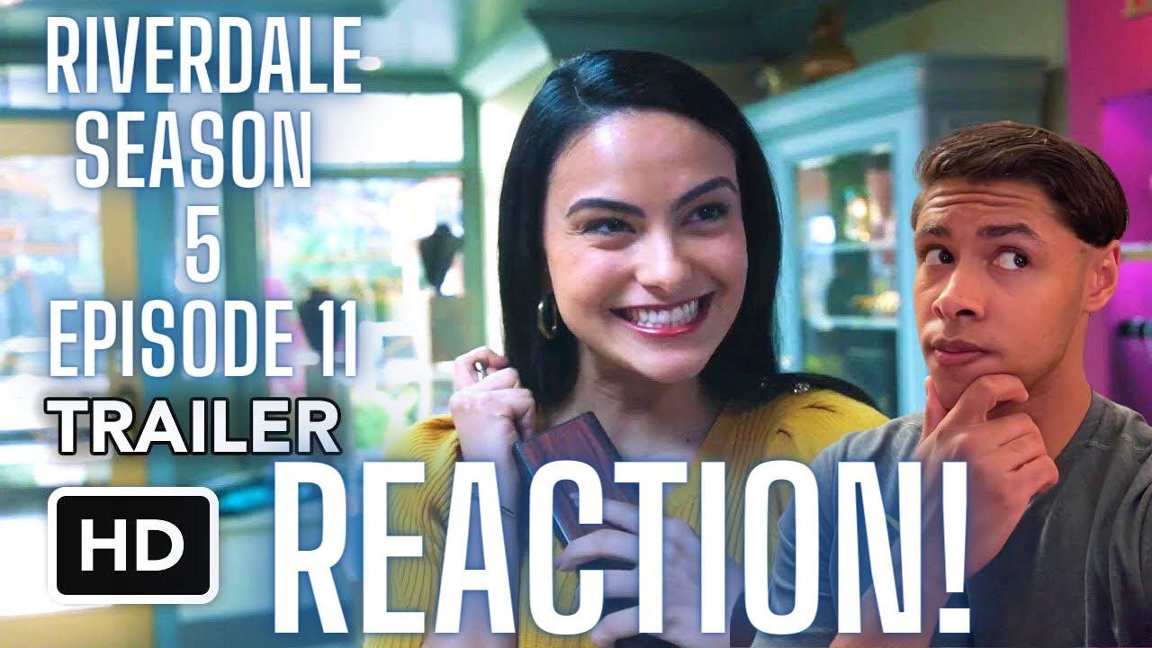 "Download Riverdale 5x11 Trailer ""Strange Bedfellows"" Season 5 Episode 11 Trailer Reaction!"