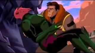 Green Lantern - Hal Jordan Origin