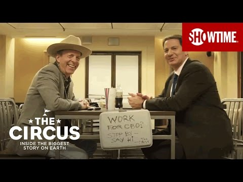 Waiting Game in the Congressional Budget Office | THE CIRCUS | SHOWTIME