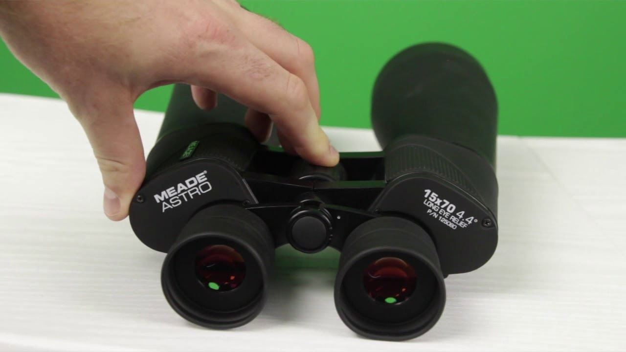 Meade 15x70 Astro Binoculars - YouTube