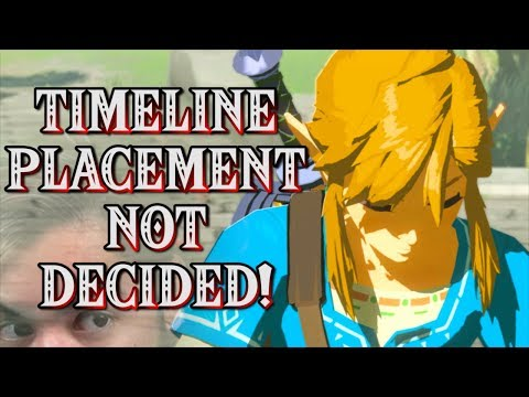 Breath of the Wild Timeline Placement HAS NOT BEEN DECIDED!