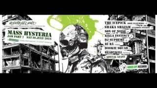 Mass Hysteria 7 Hamburg Germany 30-07-2016