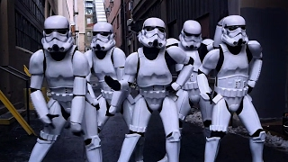 CAN'T STOP THE FEELING! - Justin Timberlake (Stormtroopers Dance Moves & More) PT 7