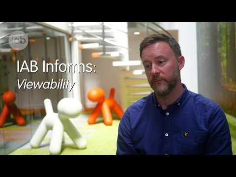 IAB Informs: Viewability