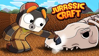 HOW TO FIND THE RAREST DINOSAUR! (Minecraft Jurassic Craft)