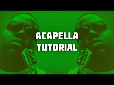 How To Add Acapellas To Your Beats 🎤 Acapella Tutorial