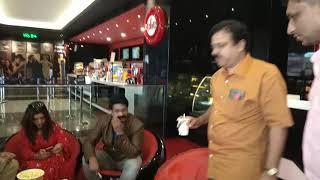 Promotion of film Bandishala