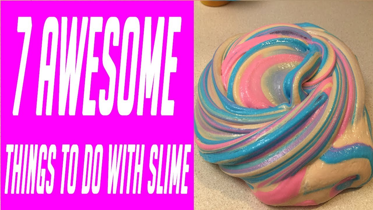 slime things awesome coffee been
