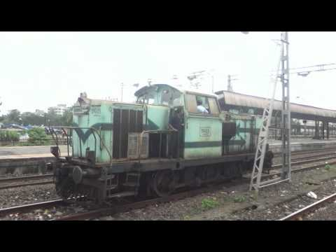 WDS 4D Shunter driver asks me to come inside !!!!!!