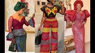 Hottest Aso Ebi styles 2019 : Best Collection You Will See This Year
