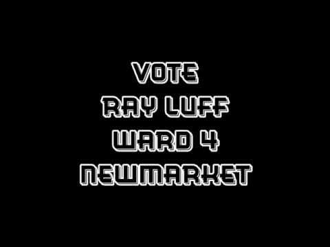 VoteRayLuff FM1059 Interview