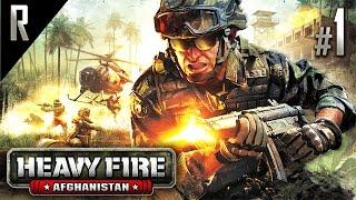 ► Heavy Fire: Afghanistan - Walkthrough HD - Part 1
