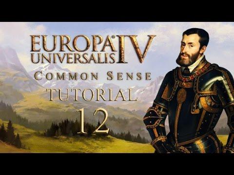 EU4 Common Sense Tutorial -12- Colonies