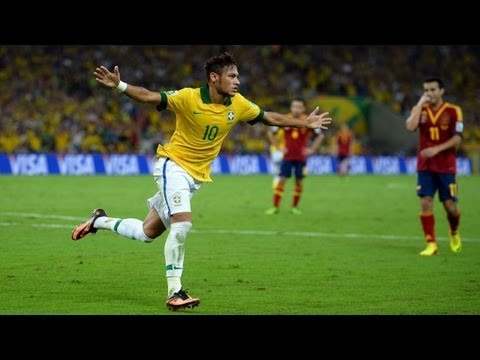 Neymar Jr ● Feel This Moment ●  2013 HD
