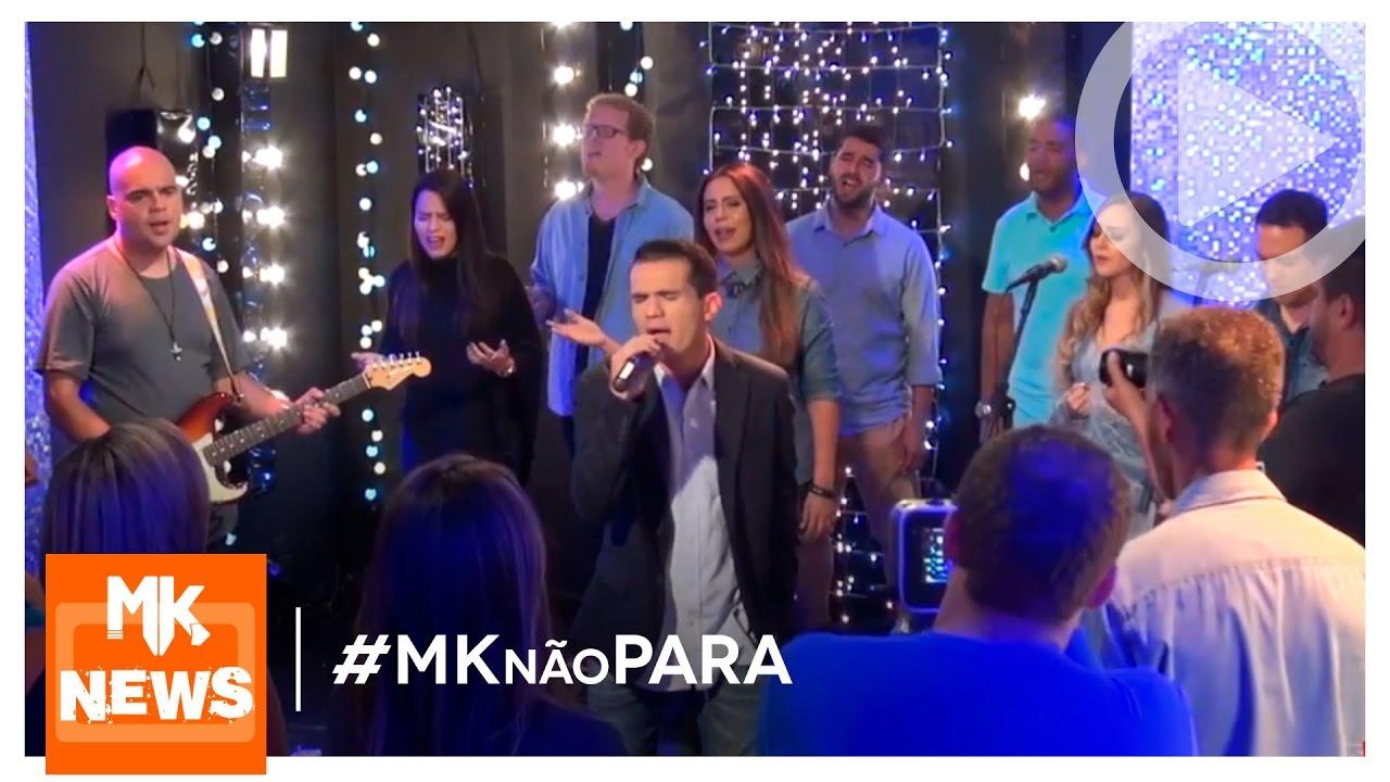 Ministério Atitude - Bastidores da Gravação da Live Session (#MKnãoPARA)