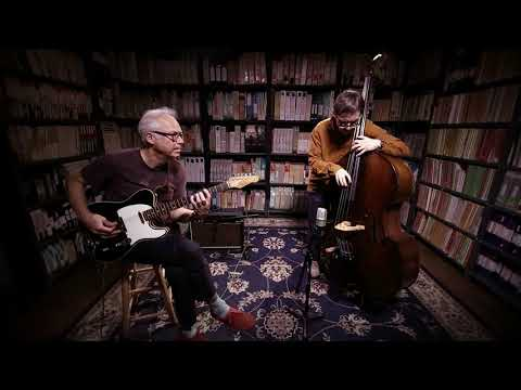 Bill Frisell & Thomas Morgan - Goldfinger - 8/16/2017 - Paste Studios, New York, NY