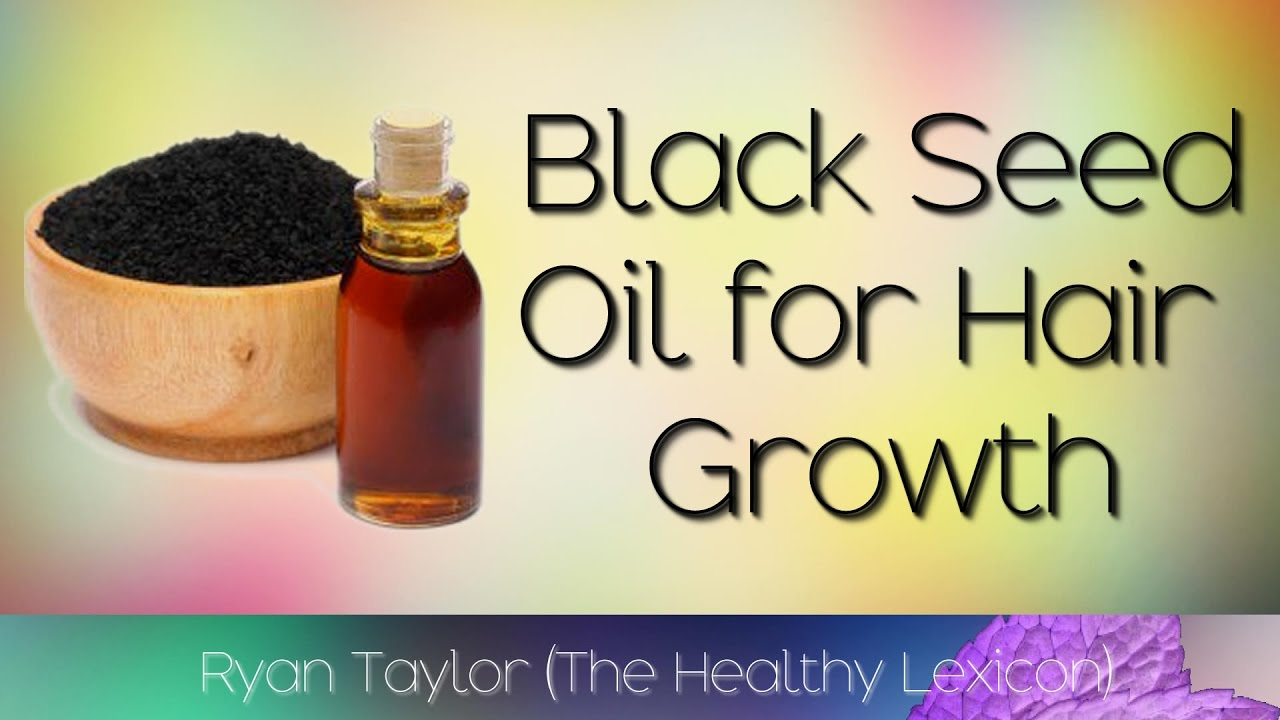 Black Seed Oil And Natural Hair