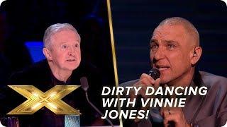 Dirty Dancing with Vinnie Jones   Semi-Final   X Factor: Celebrity