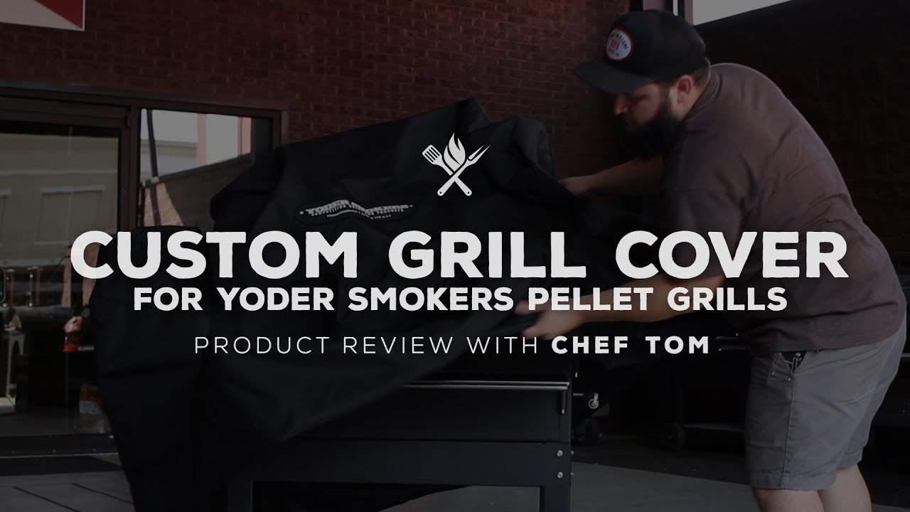 Yoder Smokers YS480 and YS640 Pellet Grill Cover | Product Roundup by All  Things Barbecue