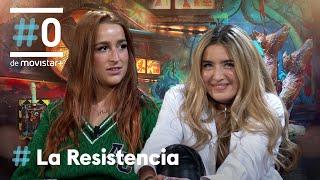 LA RESISTENCIA - Entrevista a Belén Aguilera y Lola Índigo   #LaResistencia 21.01.2021