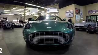 2003 Aston Martin DB AR1 Zagato Roadster
