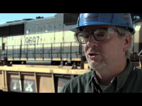 TTCI: World Premier Freight Rail Research & Testing Facility (About)