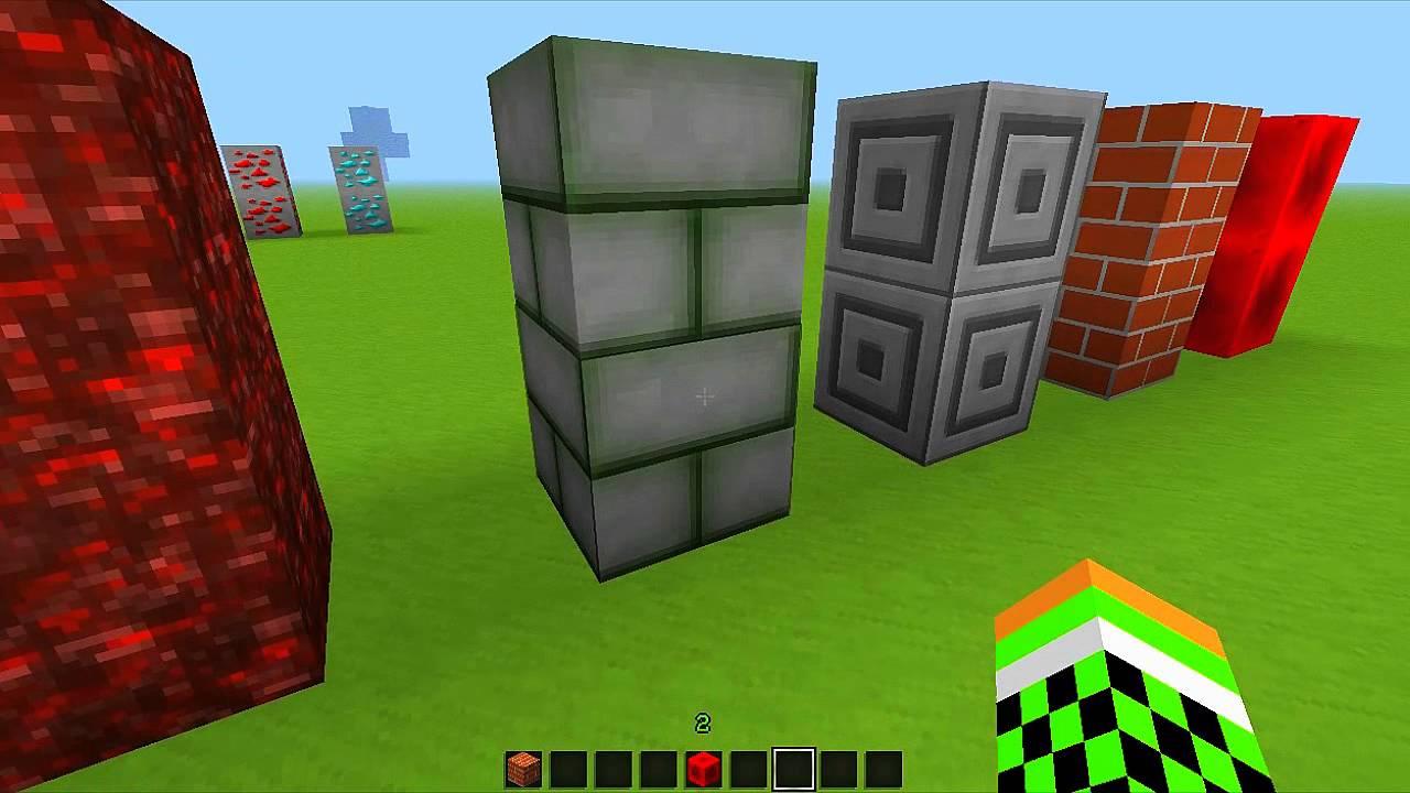 Melhor Texture Pack de Minecraft 1.6.4/1.7.2 - YouTube