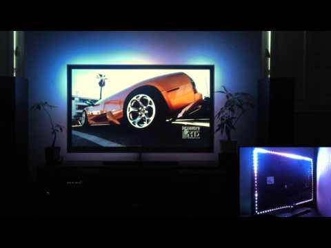 RGB Styles - iBeLight - Rides - Lamborghini Factory
