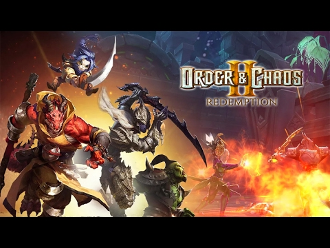 Kesan Pertama | Order & Chaos 2: Redemption | Android MMORPG (Indonesia)