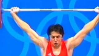 Frank Rothwell's Olympic Weightlifting History Taner Sagir, 2004 Olympic Gold.wmv