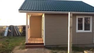 видео Проекты для строительства каркасно-щитовых и каркасных домов или коттеджей.