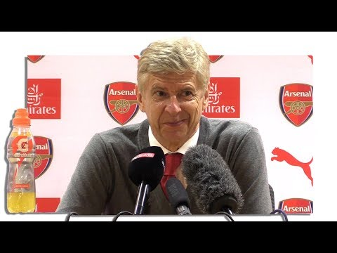 Arsenal 4-3 Leicester - Arsene Wenger Full Post Match Press Conference - Premier League
