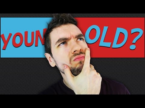 YOUNG OR OLD? | Would You Rather? #7