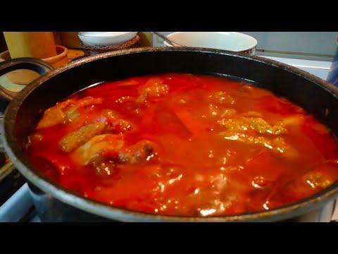 recete-du-poulet-aux-poivrons