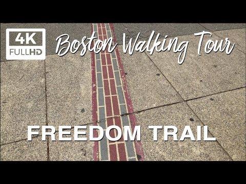 Boston Walking Tour - Freedom Trail Part I