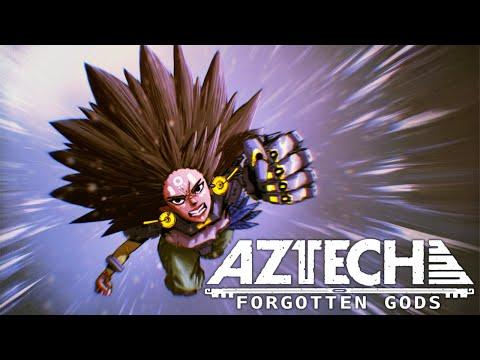 Aztech Forgotten Gods - Extended Announcement Trailer