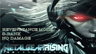 Metal Gear Rising Stormbringer Lightning God Achievement ALL are S RANK and NO DAMAGE