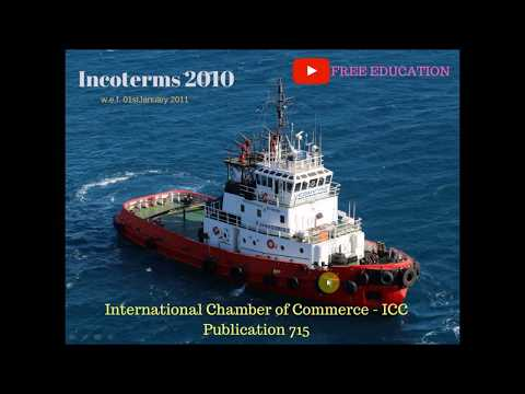 Road to CDCS - A Complete Guide to Incoterms 2010.