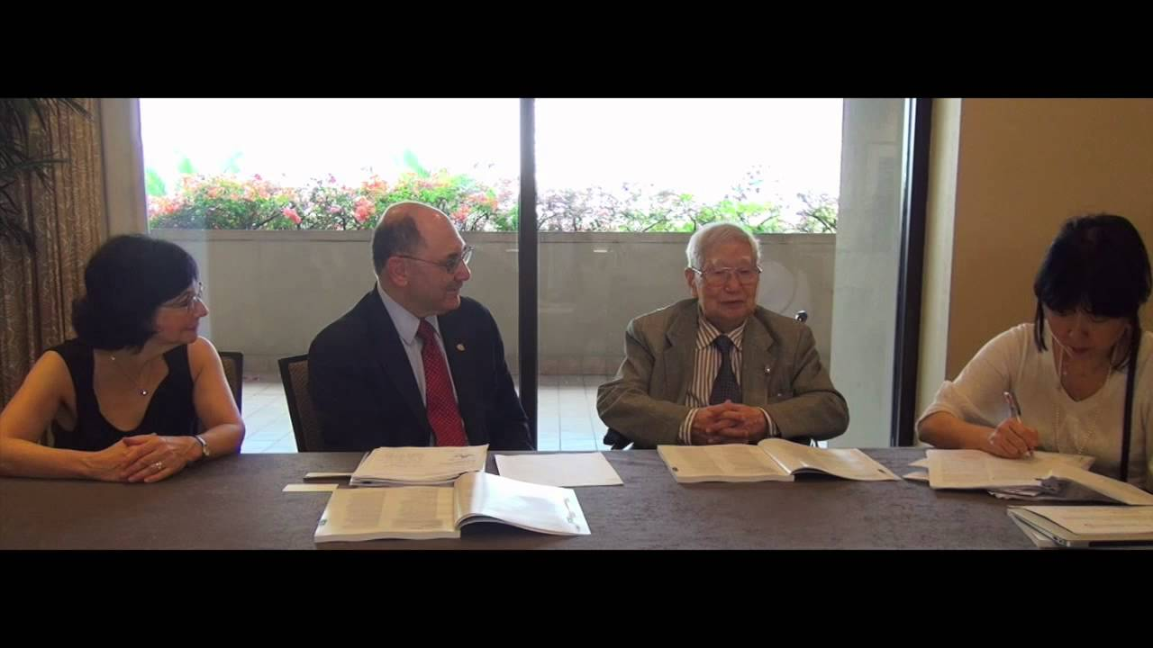 11th International Kawasaki Disease Symposium - Part 1: Interview with Dr. Tomisaku Kawasaki