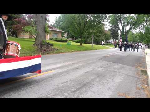 Memorial Day 2013 Parade Fort Wayne, Indiana